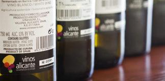 Exportacion de Vinos Alicante DOP