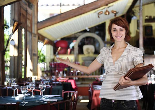 el hostess como responsable del bienestar del cliente