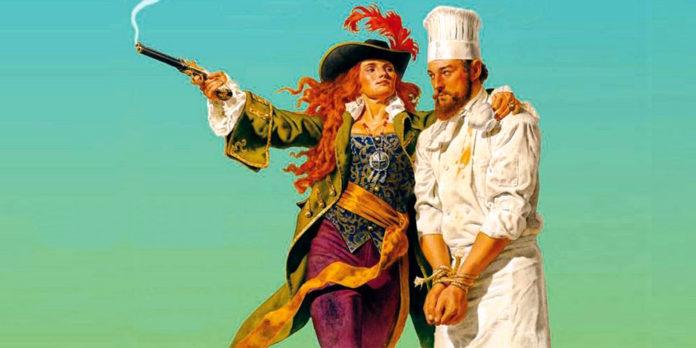 Gastronovela de piratas