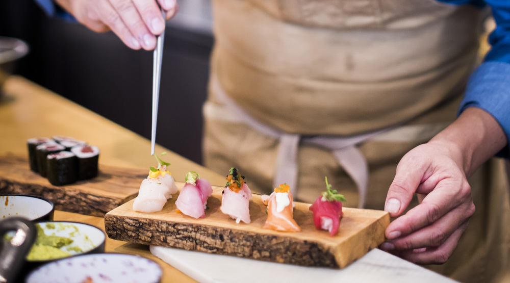 Cursos de cocina nikkei en madrid con luis ar valo for Curso cocina vegana madrid