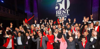 aniversario de The 50 Best
