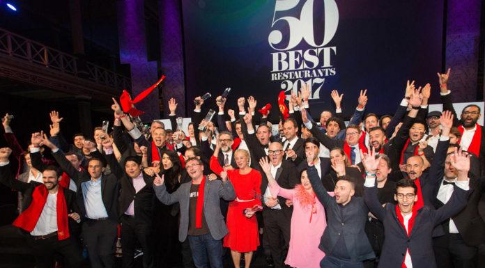 aniversario de The 50 Best
