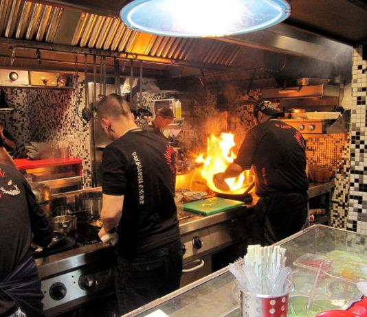 Cocineros y cocinillas