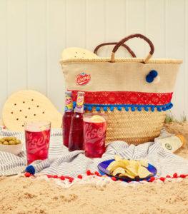 La Casera Beach Bag