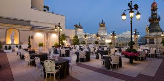 La terraza de La Terraza del Casino