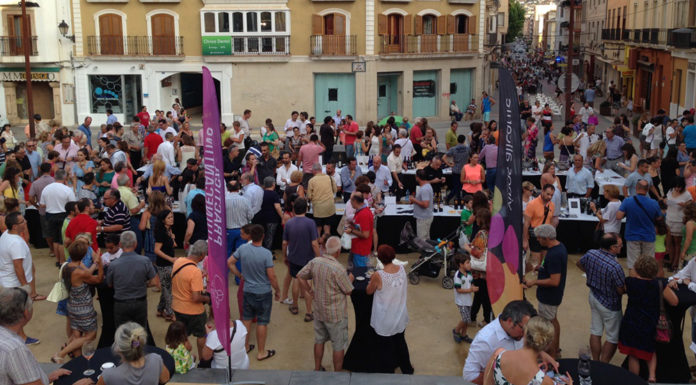 Winecanting Dénia