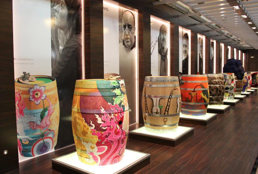Museo de barricas