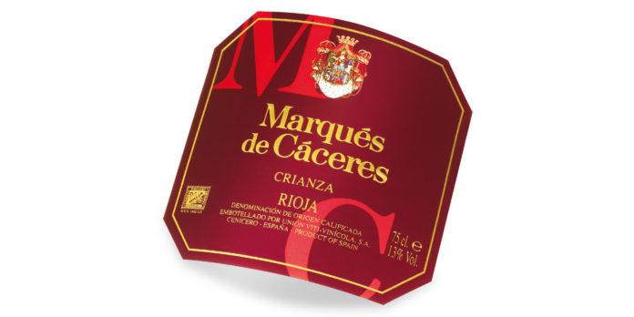 Marqués de Cáceres 2013