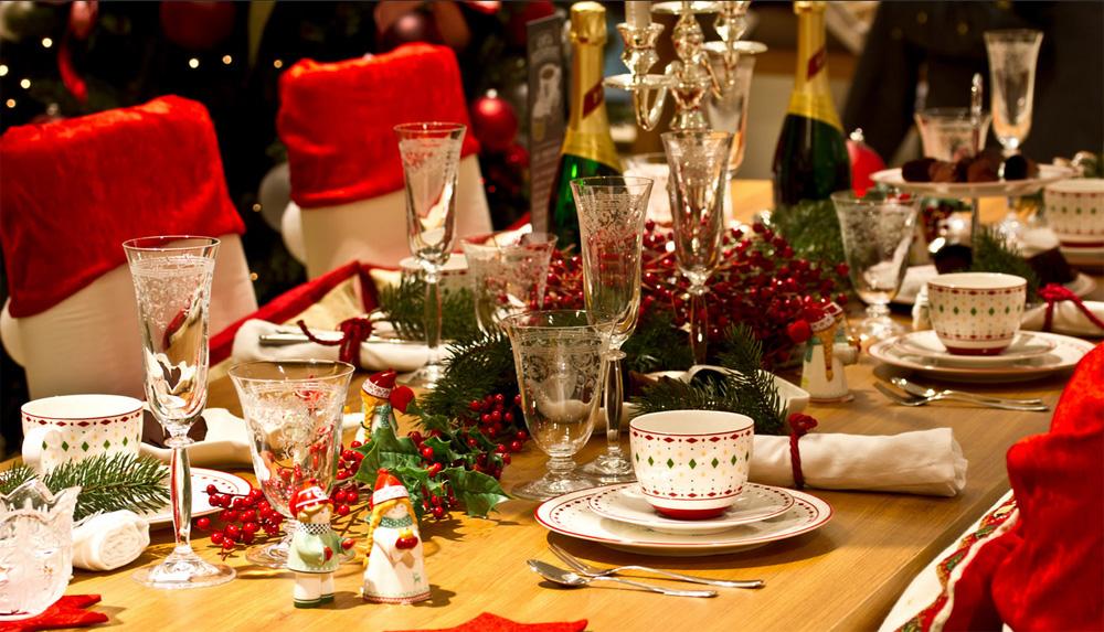Platos navideños