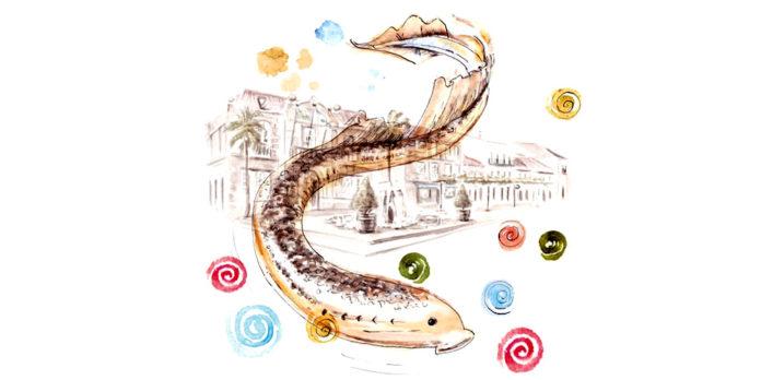 lamprea de Arbo