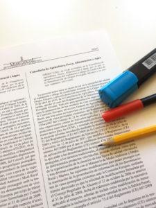 DO Alicante revisa su reglamento