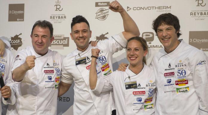 Cocinero del Año es Álvaro Salazar