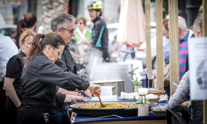 fiesta gastronómica del Tastarròs
