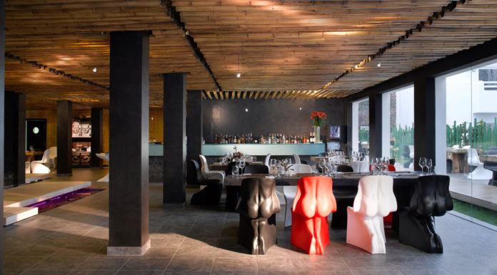 restaurantes del hotel Ushuaïa Ibiza