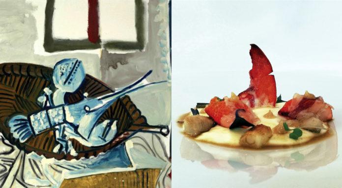 Homenaje de Gascons a Picasso