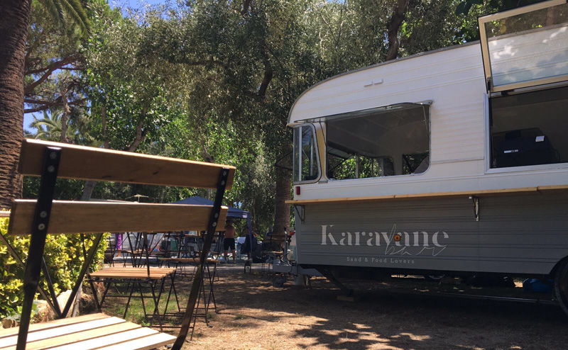 camping gastronómico