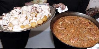 arroz a banda en El Grao