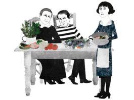 El libro de cocina de Alice B Toklas