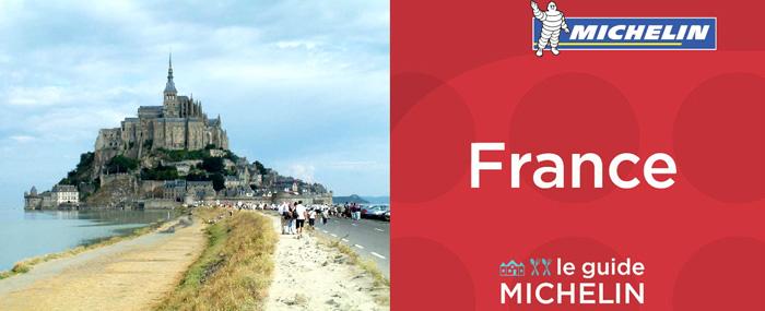 novedades de Michelin Francia