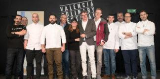 menús extraordinarios en Valencia Culinary Festival