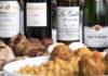 cuatro vinos para los cuatro vuelcos del cocido