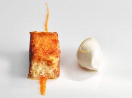 torrija de Andoni Luis Aduriz