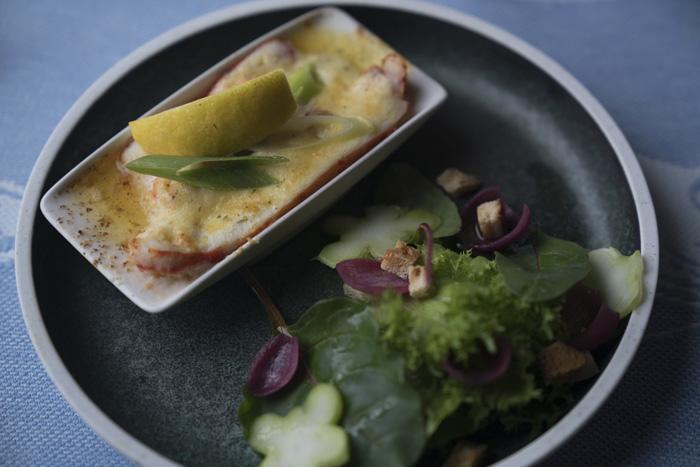 gastronomía noruega