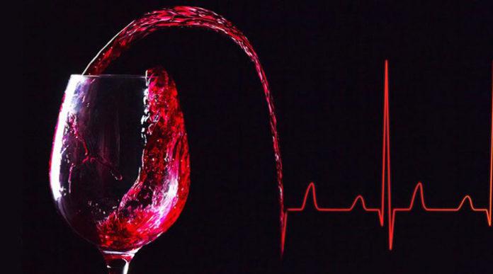 La salud y el vino