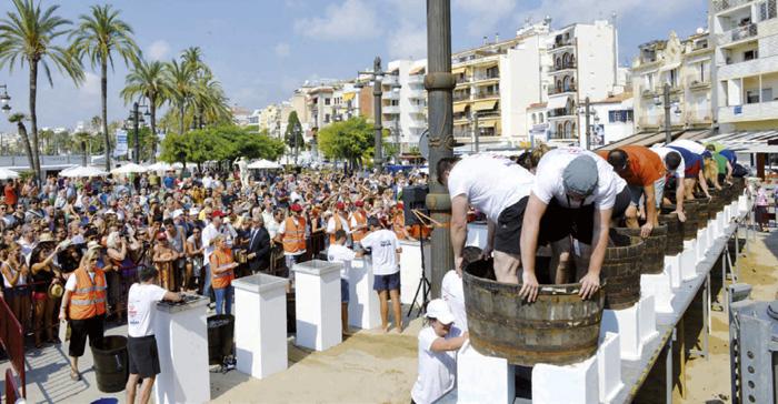 citas gastronómicas en Sitges