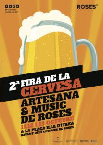 suquet de peix y cerveza artesana en Roses