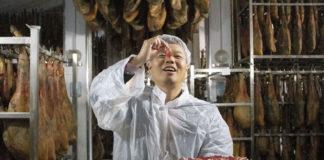 El jamón ibérico llega a China