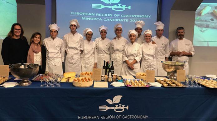 Región Gastronómica Europea