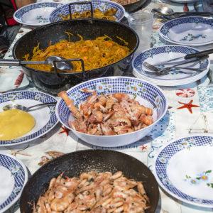 pescaturismo en aguas de Castellón
