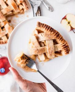 Recetas vegetarianas con manzana