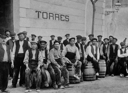 150 años de Familia Torres